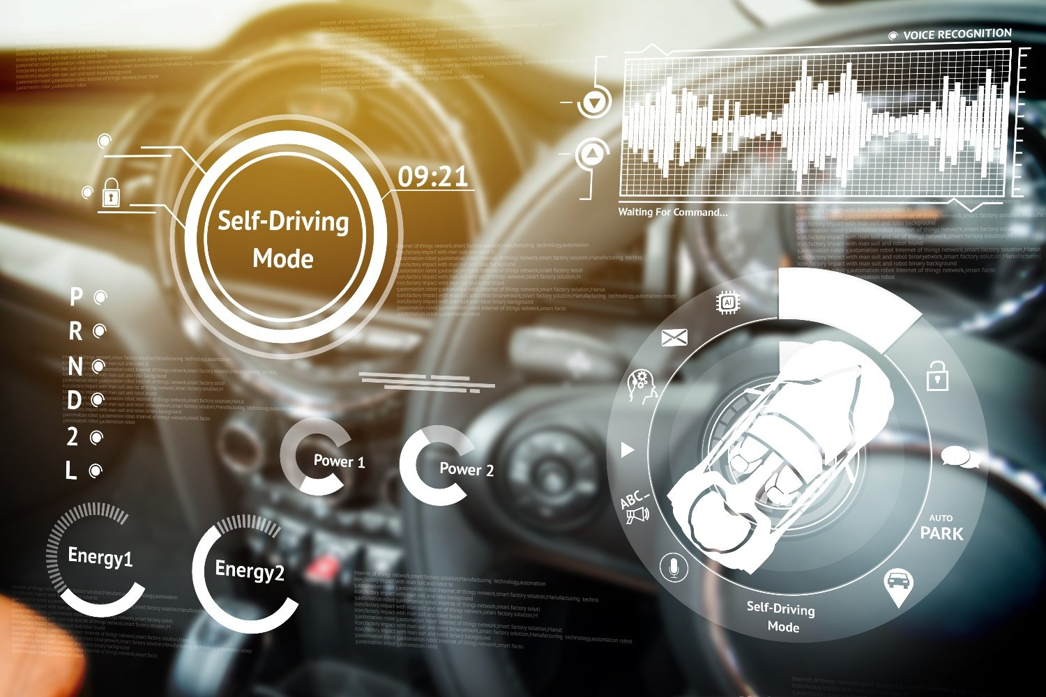maximizing driving experience with in-car agent